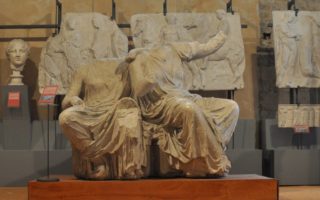 The invention of the Classical Style in Sculpture